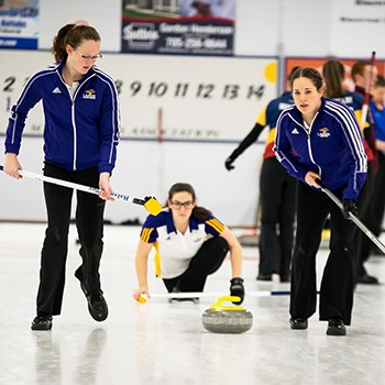 Laurier curlers