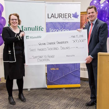 Manulife donation